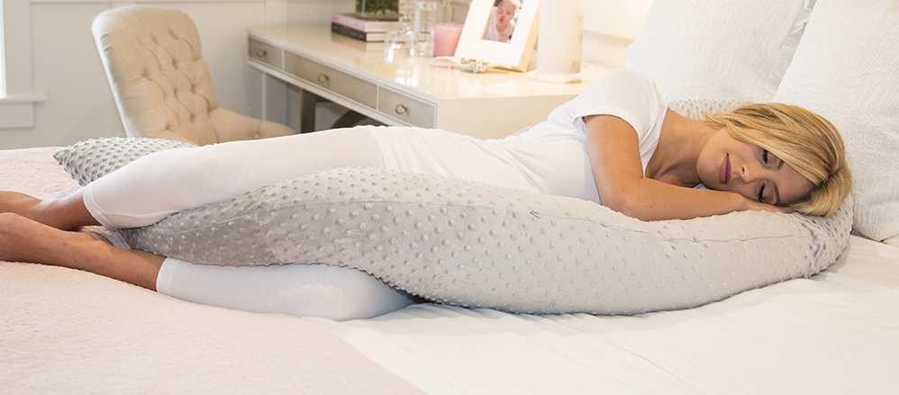 PregnancyPillow.com - Full Body Maternity Pillow